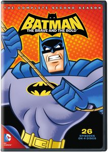 Batman: Brave & the Bold - The Complete Second Season