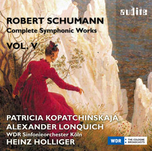 Schumann Complete Symphonic Works 5