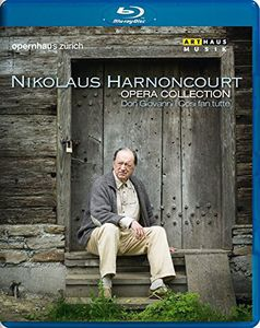 Nikolaus Harnoncourt Opera Collection: Don