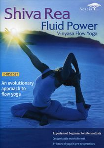Fluid Power: Vinyassa Flow Yoga