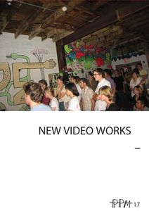 New Video Works /  Various