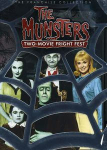 Munsters: Two Movie Fright Fest