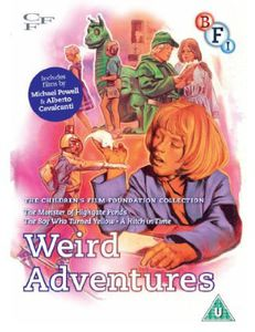 Vol. 3-Weird Adventure