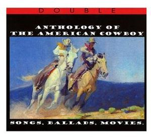 Anthology of the American Cowboy /  Various [Import]