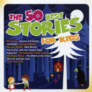 50 Best Stories for Kids /  Various