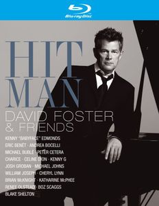 Hit Man: David Foster & Friends /  Various