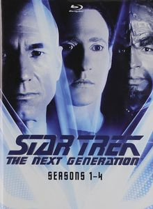 Star Trek: The Next Generation - Seasons 1 - 4