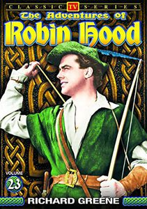 Adventures of Robin Hood: Volume 23 (4 Episodes)