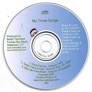 My Three Songs