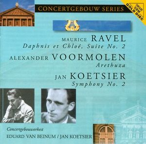 Ravel: Daphnis & Chole No 2