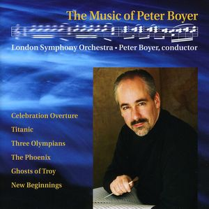 Music of Peter Boyer