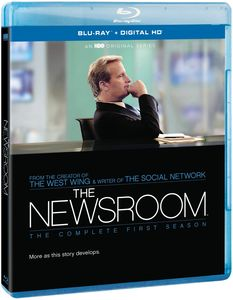 Newsroom: The Complete First Season