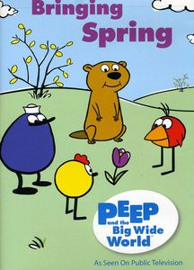 Peep & the Big Wide World: Bringing Spring