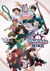 Princess Nine Complete Series