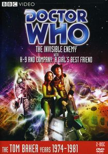 Doctor Who: Invisible Enemy & K9 & Company: Girl's