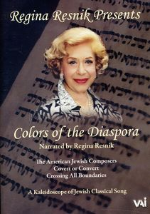Colors of Diaspora: Kaleidoscope of Jewish /  Various