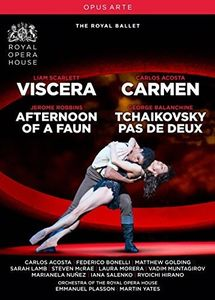 Carmen - Viscera Afternoon Of A Faun - Tchaikovsky