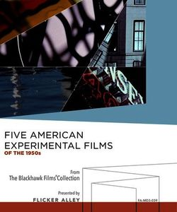 Five Experimental Films Of The 1950S