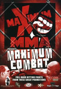 Vol. 1-Maximum Combat