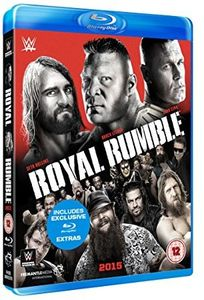 WWE: Royal Rumble 2015 [Import]