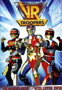 VR Troopers: Season One: Volume One
