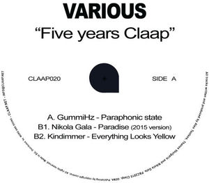 Five Years Claap