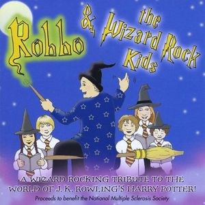 Robbo & the Wizard Rock Kids