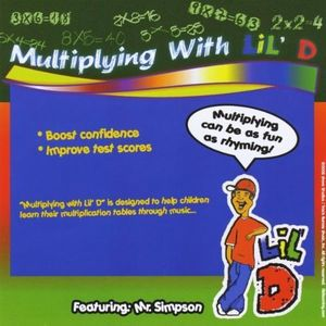 Multiplying with Lil' D