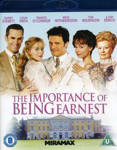 Importance of Being Earnest (2002) (Region B)