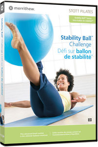 Stability Ball Challenge (Eng/ Fre)