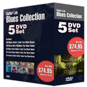 Guitar Lab Blues Collection
