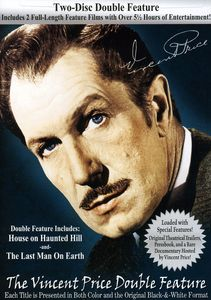 House on Haunted Hill & the Last Man on Earth