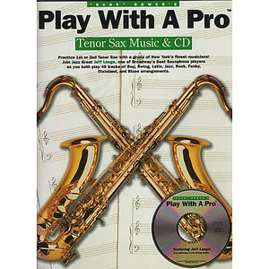 Play with a Pro Tenor Sax