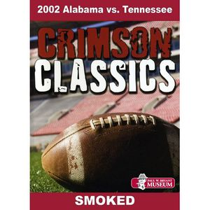 Crimson Classics: 2002 Alabama Vs Tennessee
