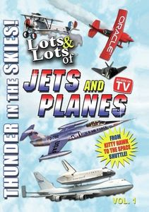 Lots and Lots of Jets and Planes Vol. 1