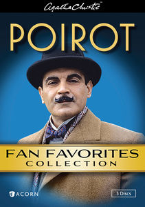 Poirot Fan Favorites Collection