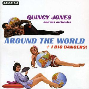 Around the World /  I Dig Dancers [Import]