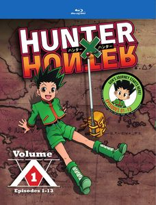 Hunter x Hunter Set 1 Standard Edition