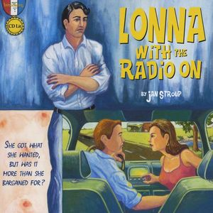 Lonna with the Radio on