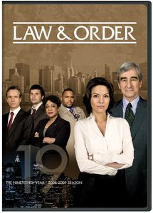 Law & Order: The Nineteenth Year