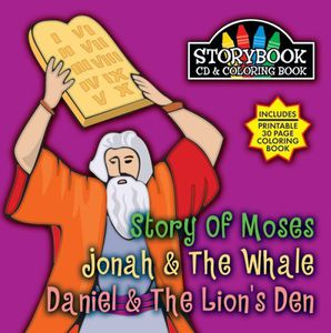 Story of Moses Jonah and the Whale Daniel & /  Various