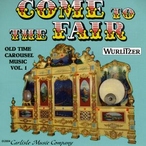 Old Time Carousel Music