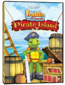 Franklin & Friends-Pirate Island