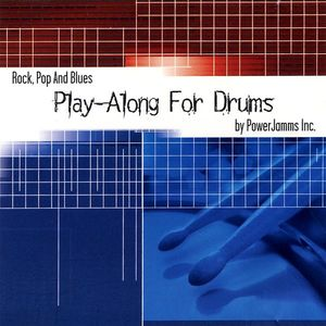 Rockpop & Blues Play Along for Drums