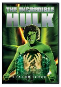 The Incredible Hulk: Season Three