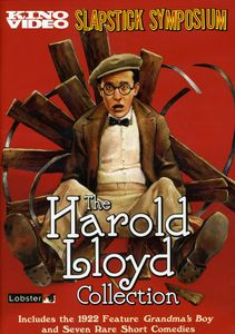 Slapstick Symposium: Harold Lloyd Collection