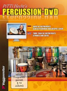Pitti Hecht's Percussion