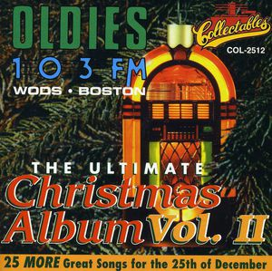 Ultimate Christmas Album 2: Wods Boston /  Various