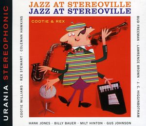 Jazz at Stereoville
