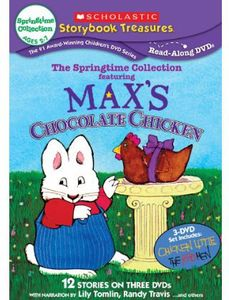 Springtime Collection: Max's Chocolate Chicken